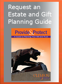 Request an Estate and Gift Planning Guide